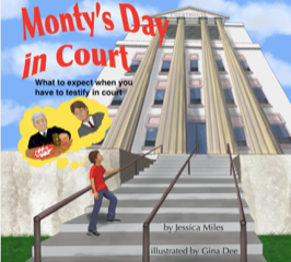 The Healing Place Podcast: Jessica Miles – Monty's Day in Court: What to Expect When You Have to Testify in Court; and the Support of BACA International - Unicorn Shadows